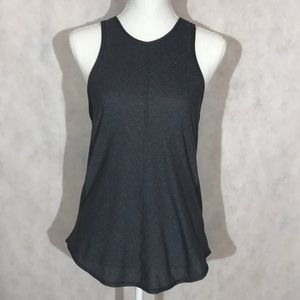 LuLulemon Lightweight High Neck Reversible Tank